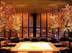 Four Seasons Nyc one of my best dining experiences ever!