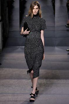 Proenza Schouler Fall 2013 Ready-to-Wear Fashion Show - Irina Nikolaeva