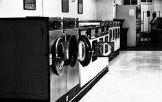 Laundromat by Michelee Scott