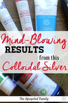 Have you ever wondered if colloidal silver works and what all the hype is about. Meet Silver Biotics the new nano-sized colloidal silver. From yeast infections to acne, from allergies to West Nile Virus, check out this Silver Biotics Review that cured them all. #silverbiotics #review #silverstrong #realsciencematters #benefits #products #uses #immunesystem #colloidalsilver #acne #forkids Colodial Silver, Silver Biotics, Natural Beauty Remedies, Matter Science, Anti Aging Facial, Healthy Beauty, Skin Cream, Travel Size Products, Healing
