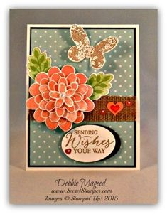 Flower Patch, Butterfly Basics, Butterflies Thinlits, Flower Fair Thinlits, Irresistibly Yours