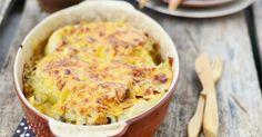 Recette de Flan de chou-fleur au gruyère râpé allégé. Facile et rapide à réaliser, goûteuse et diététique. Ingrédients, préparation et recettes associées.