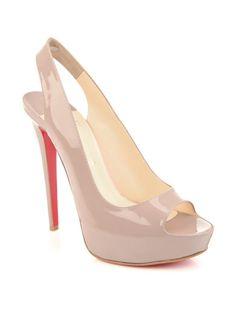 Louboutin Cheyenne shoes
