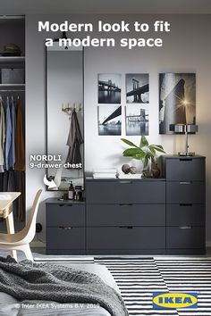 15 Mind Blowing Small Bedroom Storage Ideas For Small Apartments – nothingideas Ideas For Small Apartments, Home Bedroom, Bedroom Decor, Bedroom Lighting, Bedroom Ideas, Master Bedroom, Small Bedroom Storage, Small Bedrooms, Modern Spaces