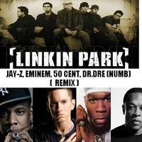 Linkin Park Ft. Jay-Z, Eminem, 50 Cent & Dr. Dre - Numb Encore (REMIX) by Ziad Abd Aziz on SoundCloud