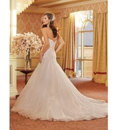 Sophia Tolli Bridal Spring 2014 - Y11411 Osha - Bridal Dresses