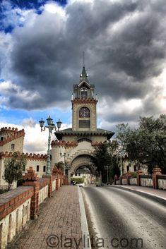 Puerta de la Ciudad, Loja, Ecuador