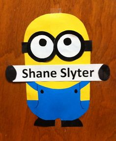 minion bulletin board - Google Search