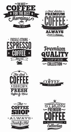 trendgraphy:  407 Typography Elements Full editable file...