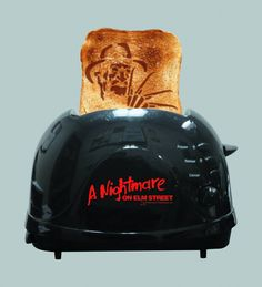 A Nightmare on Elm Street Toaster :: Coming Soon :: House of Mysterious Secrets - Specializing in Horror Merchandise & Collectibles,,So Perfect For Halloween Breakfast. Scary Movies, Horror Movies, Slasher Movies, Funny Horror, Horror Decor, Horror Themes, Horror Art, Horror House, Horror Room