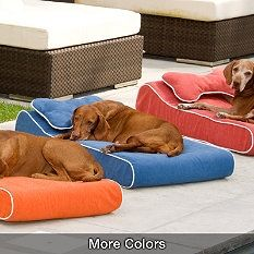 Frontgate Outdoor Dog Bed