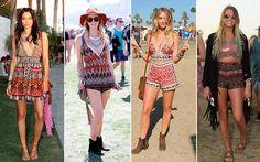 Street style de festival: 32 looks muito estilosos para te encher de inspiração fashion! - Moda - CAPRICHO