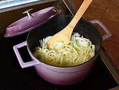 Cibulová polévka s pivem » MlsnáVařečka.cz Macaroni And Cheese, Cabbage, Vegetables, Ethnic Recipes, Food, Mac And Cheese, Essen, Cabbages, Vegetable Recipes