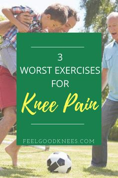 3 Common But Harmful Exercises For Your Knees Knee Pain Relief, Arthritis Pain Relief, Arthritis Remedies, Knee Arthritis Exercises, Knee Strengthening Exercises, Shoulder Pain Exercises, Lower Back Pain Exercises, Knee Osteoarthritis