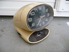 Japy- Radio Reveil Vintage 70' -Design Tallon