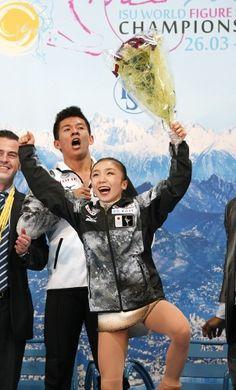 Narumi Takahashi / Mervin Tran, ISU World Figure Skating Championships 2012@Nice