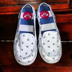 Cute Anchor shoes!!