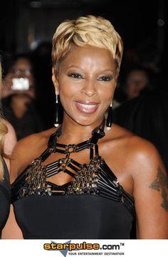 Mary J. Blige | Mary J. Blige Opens A Women's Shelter - Starpulse.com