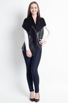 Moto Vest #JessLeaBoutique