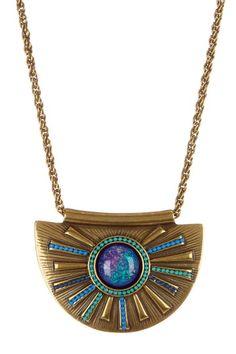 Azul Necklace by Gypsy Soul Jewelry 17.00 on @HauteLook