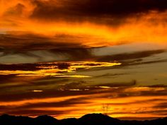 most beautiful sunset clouds - Google Search