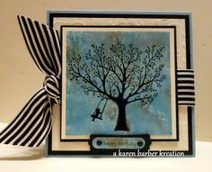 IC331 - FOREVER YOUNG by Karen B Barber - Cards and Paper Crafts at Splitcoaststampers