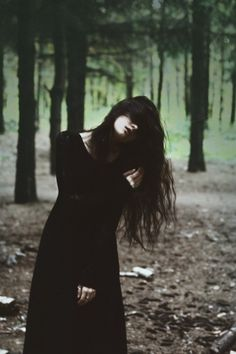 skin as white as moonlight hair  dark as night ladylike witch daughter of the goddess. jawitchathome