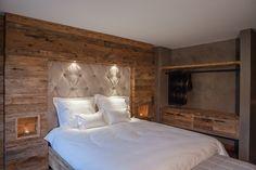 Kitz Boutique Chalet - Exklusives Ferien Chalet bei Kitzbühel Alpine Lodge, Chalet Style, Boutique, Decoration, Bed, Furniture, Home Decor, Chalets, Hobby Lobby Bedroom