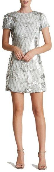 Dress the Population 'Ellen' Sequin Sheath Dress | #Chic Only #Glamour Always