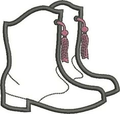 drill team boots clip art check the website every psetts gifts rh pinterest com drill team boot and hat clipart drill team boot clipart