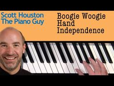Boogie Woogie Piano - Hand Independence Help - YouTube