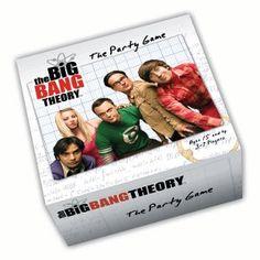 The Big Bang Theory Party Game | Cryptozoic Entertainment
