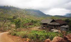 Traveling in northern Vietnam - Mai Chau. www.north-vietnam.com... #vietnam #trekking #travel #wander #maichau #wanderings #thai #ethnic