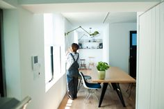 Friendly and green light is fragrant, your home buyer / INTERVIEWS / LIFECYCLING-IDEE-Takizawa Midori Takizawas Tokio