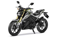 A Yamaha com a M-Slaz 150 segue firme com o propósito de versões downsize da sua linha de maior cilindrada.