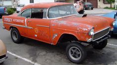 Gasser , With Barn Find Patina : PRICELESS !~