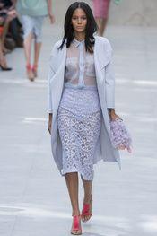 Burberry Prorsum - Pasarela London Fashion Week S/S 2014