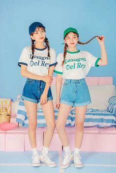 Official Korean Fashion : Korean Twin Fashion