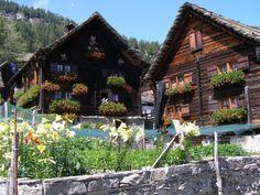 Nei Villaggi Walser di Salecchio