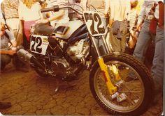 Roberts-Lawwill Racing Yamaha XV750 V-twin