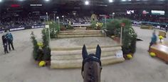 Transperceneige // The Stuttgart German Masters's indoor eventing...