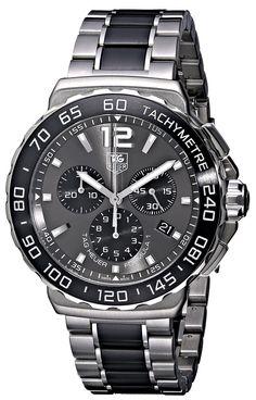 TAG Heuer Men's CAU1115.BA0869 Formula Stainless Steel Watch