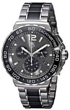 TAG Heuer Men's CAU1115.BA0869 Formula Stainless Steel Watch