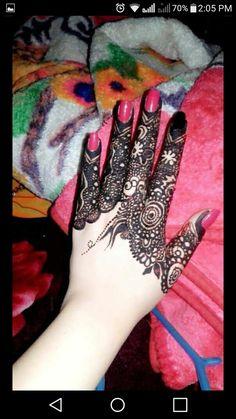 Beautiful Mehndi, Hand Henna, Hand Tattoos