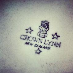 Kiwiana kitchenware crown lynn Kiwiana, Old And New, Kitchenware, Typo, Tattoo Quotes, Tattoo Ideas, Crown, My Love, Tattoos