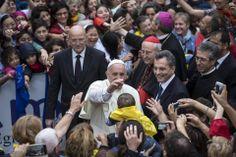 Pape François - Pope Francis - Papa Francesco - Papa Francisco : 15/06/2014, rencontre avec la cté Sant'Egidio
