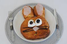 Rabbit Pizza . La Pizzaniglio! Dal Blog di maghettastreghetta (www.gikitchen.it - www.maghettastreghetta.it )   #food #recipe #foodblogger #maghettastreghetta #iaiaguardo #gikitchen #illustration #drawing