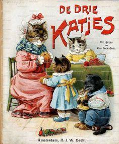 Digital Download Vintage Children's Book by BilliesDesigns on Etsy, $1.99