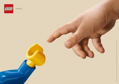 "LEGO ""Create"" advertising campaign"