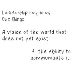 Leadership quote Simon Sinek